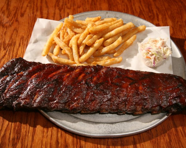 BBQ Ribs (Full Rack)