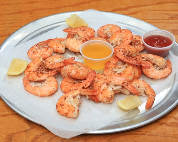 Peel & Eat Steamed Shrimp (Half Pound)